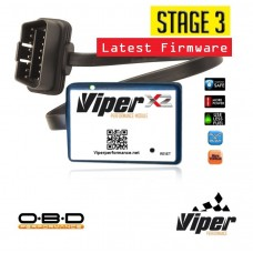 Viper X2 Performance Chip Sprint Throttle Booster Programmer Module OBD +20HP - Gasoline / Petrol or Diesel